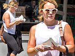 EXCLUSIVE: Hilary Duff seen shopping at Ricky's NYC in SoHo in New York City.\n\nPictured: Hilary Duff\nRef: SPL1307374  240616   EXCLUSIVE\nPicture by: Allan Bregg / Splash News\n\nSplash News and Pictures\nLos Angeles: 310-821-2666\nNew York: 212-619-2666\nLondon: 870-934-2666\nphotodesk@splashnews.com\n