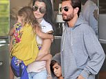 Kourtney Kardashian and Scott Disick leaving the cinema with the kids after watch Finding Dory with the rest of the Kardashians family\n\nPictured: Kourtney Kardashian and Scott Disick\nRef: SPL1308965  250616  \nPicture by: Clint Brewer / Splash News\n\nSplash News and Pictures\nLos Angeles: 310-821-2666\nNew York: 212-619-2666\nLondon: 870-934-2666\nphotodesk@splashnews.com\n
