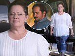 eURN: AD*210893394  Headline: EXCLUSIVE PICTURES \n\nJun 23 2016\n\nActress Melissa McCarthy takes time out of her hectic schedule to have a date night with her husband Ben Falcone in LA on Thursday evening.\nThe Bridesmaids actress has been busy promoting her movies so far this year, already starring in The Boss, and Ghostbusters.\n\nCredit Line Must Read: Lemon Light-Media\n\nPlease Agree Terms Before Use Caption: EXCLUSIVE PICTURES \n\nJun 23 2016\n\nActress Melissa McCarthy takes time out of her hectic schedule to have a date night with her husband Ben Falcone in LA on Thursday evening.\nThe Bridesmaids actress has been busy promoting her movies so far this year, already starring in The Boss, and Ghostbusters.\nMelissa wore paint splattered jeans, a white top and glasses for her date.\n\nCredit Line Must Read: Lemon Light-Media\n\nPlease Agree Terms Before Use Photographer: Tony Taafe\n Loaded on 24/06/2016 at 23:30 Copyright:  Provider: Please Credit: LemonLight-Media  P