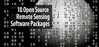 Open Source Remote Sensing Software Packages