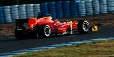 Nato fastest as Jerez GP2 test begins