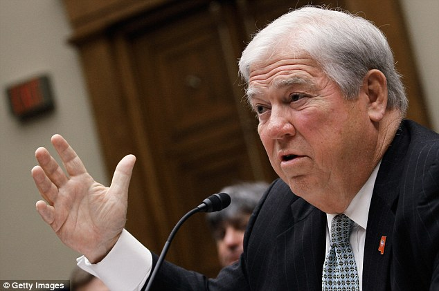 Controversial: Mississippi Governor Haley Barbour pardoned the men after they worked as 'trusties' at his mansion