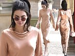 24.June.2016 - Paris - France Kendall Jenner goes at Cafe Marly at Le Louvre before heading to Givenchy fashion Show in Paris, France *** AVAILABLE FOR UK SALE ONLY *** BYLINE MUST READ : E-PRESS / XPOSUREPHOTOS.COM ***UK CLIENTS - PICTURES CONTAINING CHILDREN PLEASE PIXELATE FACE PRIOR TO PUBLICATION *** **UK CLIENTS MUST CALL PRIOR TO TV OR ONLINE USAGE PLEASE TELEPHONE 0208 344 2007**