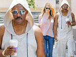 Exclusive... 52104130 Actor and comedian Eddie Murphy and Paige Butcher grab coffee in Studio City, California on June 25, 2016.  The two held hands while walking together.  Paige and Eddie seem to be doing well after having her new baby. FameFlynet, Inc - Beverly Hills, CA, USA - +1 (310) 505-9876