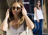eURN: AD*210797142  Headline: FAMEFLYNET - Minka Kelly Was Spotted Out Shopping With A Friend In West Hollywood Caption: Picture Shows: Minka Kelly  June 23, 2016    Actress Minka Kelly and a friend are spotted out shopping in West Hollywood, California. Minka and her friend stopped to buy some clothes at American Rag before heading home.     Non-Exclusive  UK RIGHTS ONLY    Pictures by : FameFlynet UK © 2016  Tel : +44 (0)20 3551 5049  Email : info@fameflynet.uk.com Photographer: 922 Loaded on 24/06/2016 at 04:04 Copyright:  Provider: FameFlynet.uk.com  Properties: RGB JPEG Image (17359K 541K 32.1:1) 1975w x 3000h at 72 x 72 dpi  Routing: DM News : GeneralFeed (Miscellaneous) DM Showbiz : SHOWBIZ (Miscellaneous) DM Online : Online Previews (Miscellaneous), CMS Out (Miscellaneous)  Parking: