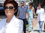 eURN: AD*210888966  Headline: Sharon Osbourne and Jack Osbourne shop together on Melrose Ave Caption: West Hollywood, CA - TV host, Sharon Osbourne, and her son, Jack Osbourne, seen shopping on Melrose Ave.  Sharon Osbourne was wearing an oversized white jacket, white tee, blue jeans, black flats, and red tote.    AKM-GSI       June 24, 2016 To License These Photos, Please Contact : Maria Buda (917) 242-1505 mbuda@akmgsi.com sales@akmgsi.com Mark Satter (317) 691-9592 msatter@akmgsi.com sales@akmgsi.com www.akmgsi.com Photographer: EVGA  Loaded on 24/06/2016 at 22:15 Copyright:  Provider: EVGA/AKM-GSI  Properties: RGB JPEG Image (52488K 3134K 16.8:1) 3456w x 5184h at 72 x 72 dpi  Routing: DM News : GeneralFeed (Miscellaneous) DM Showbiz : SHOWBIZ (Miscellaneous) DM Online : Online Previews (Miscellaneous), CMS Out (Miscellaneous)  Parking: