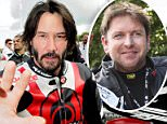 17 years after the first Matrix film, Keanu Reeves still believes he is 'The One'.  Posing for a photo at the Goodwood Festival of Speed 2016, Keanu was on his new Arch Motorcycle. showing it off to the crowds.   Before hitting the track he recreated a pose synonymous with the film's character Neo.  He then rode his motocycle up the Goodwood hill climb.   The Goodwood Festival of Speed is an annual hill climb featuring new and historic motor racing vehicles held in the grounds of Goodwood House, West Sussex. Please byline: Simon Hildrew/Solent News © Simon Hildrew/Solent News & Photo Agency UK +44 (0) 2380 458800