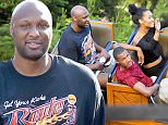 EXCLUSIVE: Lamar Odom looks happy and healthy as he spends the day at Disneyland with his Kids Destiny and Lamar Odom Jr . Lamar spent the day with his kids and ex-wife, and he was happy riding many of the theme park's rides including the Matterhorn and Thunder Mountain. Lamar squeezed his way into the matterhorn seat, and had to sit alone on thunder mountain because his legs are so long.\nLamar and his family posed in front of the castle and enjoyed lunch in California adventure.\n\nPictured: Lamar Odom, Destiny Odom, Lamar Odom Jr,\nRef: SPL1309607  270616   EXCLUSIVE\nPicture by: Fern / Splash News\n\nSplash News and Pictures\nLos Angeles: 310-821-2666\nNew York: 212-619-2666\nLondon: 870-934-2666\nphotodesk@splashnews.com\n