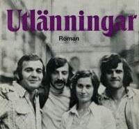 """""""Utlänningar"""" av Theodor Kallifatides. Foto: bokomslag."""