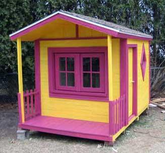 211 - Делаем маленький деревянный дачный домик из поддонов своими руками
