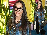 LONDON, ENGLAND - JUNE 28:  Demi Moore attends a drinks reception and dinner in celebration of the Sabine Getty Showroom in Berkeley Square on June 28, 2016 in London, England.  (Photo by David M. Benett/Dave Benett/Getty Images for Sabine Getty)