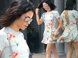 *EXCLUSIVE*  West Hollywood, CA - Jenna Dewan treats herself to a visit to the salon. The 35-year-old dancer a wearing baby blue pastel floral dress paired with sandals. \nAKM-GSI          June 28, 2016\nTo License These Photos, Please Contact :\nMaria Buda\n(917) 242-1505\nmbuda@akmgsi.com\nsales@akmgsi.com\nor \nMark Satter\n(317) 691-9592\nmsatter@akmgsi.com\nsales@akmgsi.com\nwww.akmgsi.com