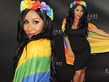 -New York, NY - 6/23/2016 - Logo's Trailblazer Honors.\n-PICTURED: Nicole Polizzi (Snooki)\n-PHOTO by: Bill Davila/startraksphoto.com\n-BDP_0015\nEditorial - Rights Managed Image - Please contact www.startraksphoto.com for licensing fee\nStartraks Photo\nNew York, NY\nStartraks Photo reserves the right to pursue unauthorized users of this image. If you violate our intellectual property you may be liable for actual damages, loss of income, and profits you derive from the use of this image, and where appropriate, the cost of collection and/or statutory damages.\nImage may not be published in any way that is or might be deemed defamatory, libelous, pornographic, or obscene. Please consult our sales department for any clarification or question you may have.