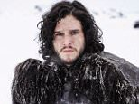 Television programmes: Game Of Thrones, Series 3. EP301. Kit Harrington as Jon Snow..  HBO Enterprises