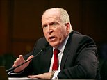WASHINGTON, DC - JUNE 16:  CIA Director John Brennan testifies during a Senate Committee hearing on national security on Capitol Hill June 16, 2016 in Washington, DC. Brennan said that despite gains on the battlefield, the West still faces a serious terror threat from ISIS.  (Photo by Evy Mages/Getty Images)