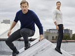 Alexander SkarsgÂrd, the coolest Scandi leading man in Hollwood, star of upcoming The Legend of Tarzan and the man in Alexa Chung's life features on the cover of the August issue of Men's Health. In an exclusive interview ahead of the epic action film, he talks about his famous father Stellan's love of the character, how he bulked up to look the part in nothing but a loin cloth and why he won't let a movie of this scale stop him catching the subway.