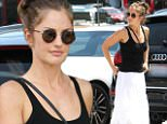 """eURN: AD*211304210  Headline: Minka Kelly takes a sip out of Summer Caption: West Hollywood, CA - Actress, Minka Kelly, grabs a refreshing juice drink while out shopping in West Hollywood. The 'Friday Night Lights"""" star is wearing a fitted, black tank top paired with a flowing, white maxi skirt. With the addition of sunglasses and sandals, Minka is aware that Summer is in full swing. AKM-GSI      June 28, 2016 To License These Photos, Please Contact : Maria Buda (917) 242-1505 mbuda@akmgsi.com sales@akmgsi.com or Mark Satter (317) 691-9592 msatter@akmgsi.com sales@akmgsi.com www.akmgsi.com Photographer: MEGA KNNG  Loaded on 29/06/2016 at 02:39 Copyright:  Provider: AKM-GSI  Properties: RGB JPEG Image (19997K 2174K 9.2:1) 2133w x 3200h at 72 x 72 dpi  Routing: DM News : GeneralFeed (Miscellaneous) DM Showbiz : SHOWBIZ (Miscellaneous) DM Online : Online Previews (Miscellaneous), CMS Out (Miscellaneous)  Parking:"""