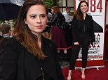 Picture Shows: Hayley Atwell  June 28, 2016\n \n Hayley Atwell attends the 1984 Press Night at Playhouse Theatre in London, England. Hayley has said that she hopes her TV show 'Agent Carter' gets picked up by Netflix. \n \n Non-Exclusive\n WORLDWIDE RIGHTS\n \n Pictures by : FameFlynet UK © 2016\n Tel : +44 (0)20 3551 5049\n Email : info@fameflynet.uk.com