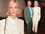 LONDON, ENGLAND - JUNE 27:  Cate Blanchett attends the Summer Gala for The Old Vic at The Brewery on June 27, 2016 in London, England.  (Photo by David M. Benett/Dave Benett/Getty Images)