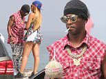 EXCLUSIVE: Katt Williams in Malibu with a hot girl.\n\nPictured: Katt Williams \nRef: SPL1309364  270616   EXCLUSIVE\nPicture by: Jacson / Splash News\n\nSplash News and Pictures\nLos Angeles: 310-821-2666\nNew York: 212-619-2666\nLondon: 870-934-2666\nphotodesk@splashnews.com\n