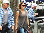 *EXCLUSIVE* New York, NY - Bethenny Frankel enjoys a lunch date with her new beau Dennis Shields. The two are seen leaving Milos together in midtown, and share a kiss before they part ways.\nAKM-GSI          June 28, 2016\nTo License These Photos, Please Contact :\nMaria Buda\n(917) 242-1505\nmbuda@akmgsi.com\nsales@akmgsi.com\nor \nMark Satter\n(317) 691-9592\nmsatter@akmgsi.com\nsales@akmgsi.com\nwww.akmgsi.com