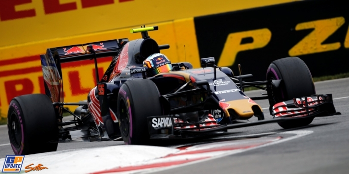 Sainz Jr. to stay at Toro Rosso in 2017
