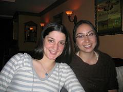 Lisa Barone and Rebecca Kelley - SES NY 2007
