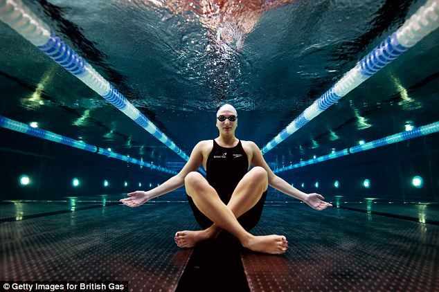 Adlington goes into the Olympics in 'great shape', said her coach Bill Furniss this week