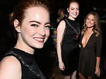 """HOLLYWOOD, CA - JUNE 29:  Emma Stone and Sugar Lyn Beard attend the after party for the premiere of 20th Century Fox's """"Mike And Dave Need Wedding Dates"""" on June 29, 2016 in Hollywood, California.  (Photo by Todd Williamson/Getty Images)"""