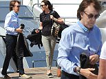 EXCLUSIVE: Sir Paul Mc Cartney and wife Nancy Shevell leaving Naples after some days holidays\n\nPictured: Paul McCartney, Nancy Shevell\nRef: SPL1310465  300616   EXCLUSIVE\nPicture by: Splash News\n\nSplash News and Pictures\nLos Angeles: 310-821-2666\nNew York: 212-619-2666\nLondon: 870-934-2666\nphotodesk@splashnews.com\n