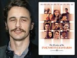 """NEW YORK, NY - JUNE 07:  James Franco attends """"Mother, May I Sleep With Danger?"""" New York screening at Crosby Street Theater on June 7, 2016 in New York City.  (Photo by John Lamparski/WireImage)"""
