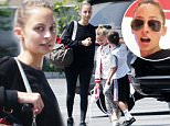 ***Not part on any subscription deal. Fee set at £150 before 22.00hrs on 30th June 2016***\nEXCLUSIVE ALLROUNDERNicole Richie takes her children ice skating in Burbank\nFeaturing: Nicole Richie, Harlow Madden, Sparrow Madden\nWhere: Burbank, California, United States\nWhen: 29 Jun 2016\nCredit: WENN.com