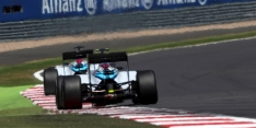 Williams boosted by line-up stability