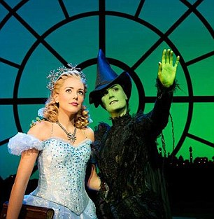 Tickets to the musical Wicked were listed on some of the major re-selling sites without details such as the face value