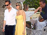 PREMIUM EXCLUSIVE Taylor Swift and boyfriend Tom Hiddleston continue there whirlwind romance. After jet setting across continents meeting parents from both sides of the Atlantic in the space of a week, the dashing couple are spotted in Rome's Colosseum. The 2000 year old Roman amphitheater once the scene of many a bloody battle now hosting the 26 year old pop star on a romantic excursion with her 35 year old British actor boyfriend. The pair looked chic, Tom sporting his trade mark smart shirt and tight trouser pairing whilst Taylor shone in a lemon yellow dress and petite blue heels. Taking a break from busy schedules the duo stopped for lunch in the Italian capital.    NO WEB UNTIL JUNE 29, 2016 1pm (NEW YORK TIME)\n*EXCLUSIVE PLEASE EMAIL sales@theimagedirect.com FOR FEES BEFORE USE