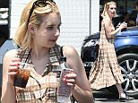 ***Not part on any subscription deal. Fee set at £150 before 22.00hrs on 1st July 2016*** EXCLUSIVE ALLROUNDEREmma Roberts takes drinks to go from Joan s On Third Featuring: Emma Roberts Where: Los Angeles, California, United States When: 30 Jun 2016 Credit: WENN.com