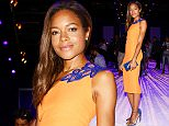 Mandatory Credit: Photo by Action Press/REX/Shutterstock (5743657e) Naomie Harris Designer for Tomorrow show, Mercedes-Benz Fashion Week, Berlin, Germany - 30 Jun 2016