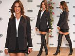29 June 2016.\nRimowa London Concept store VIP Press launch at Rimowa, New Bond Street, London. Alessandra Ambrosio. \nCredit: Andy Oliver/GoffPhotos.com   Ref: KGC-143\n