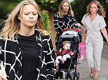 30 Jun 2016  - London   - uk **PREMIUM EXCLUSIVE - DO NOT USE WITHOUT AGREEING FEE FIRST - STRICTLY NOT AVAILABLE FOR ONLINE UNLESS FEE AGREED FIRST** Kimberley Walsh pictured arriving at Cheryl's 33rd birhtday party dinner held at Coya restaurant in central London. BYLINE MUST READ : XPOSUREPHOTOS.COM ***UK CLIENTS - PICTURES CONTAINING CHILDREN PLEASE PIXELATE FACE PRIOR TO PUBLICATION *** **UK CLIENTS MUST CALL PRIOR TO TV OR ONLINE USAGE PLEASE TELEPHONE  442083442007**