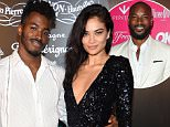 MIAMI, FL - DECEMBER 4: (L-R) DJ Ruckus and Shanina Shaik attend Dom Perignon, Alex Dellal, Stavros Niarchos & Vito Schnabel host From Earth to Heart at The W Hotel South Beach on December 4, 2015 in Miami, Florida. (Photo by Dimitrios Kambouris/Getty Images for Dom Perignon)