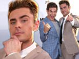 """eURN: AD*211415090  Headline: Premiere Of 20th Century Fox's """"Mike And Dave Need Wedding Dates"""" - Red Carpet Caption: HOLLYWOOD, CA - JUNE 29:  Actors Adam Devine (L) and Zac Efron attend the premiere of 20th Century Fox's """"Mike and Dave Need Wedding Dates"""" at ArcLight Cinemas Cinerama Dome on June 29, 2016 in Los Angeles, California.  (Photo by Todd Williamson/Getty Images) Photographer: Todd Williamson  Loaded on 30/06/2016 at 03:40 Copyright: Getty Images North America Provider: Getty Images  Properties: RGB JPEG Image (23096K 2130K 10.8:1) 2513w x 3137h at 96 x 96 dpi  Routing: DM News : GroupFeeds (Comms), GeneralFeed (Miscellaneous) DM Showbiz : SHOWBIZ (Miscellaneous) DM Online : Online Previews (Miscellaneous), CMS Out (Miscellaneous)  Parking:"""