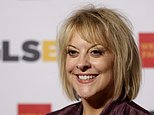 FILE - In this Friday, Oct. 21, 2014, file photo, television host Nancy Grace arrives at the 7th annual GLSEN Respect Awards in Beverly Hills, Calif.  Grace is leaving her prime-time show on the HLN network in October 2016. The CNN sister station said Grace told her staff on Thursday, June 30, 2016 that her show would be ending after 12 years. An HLN spokeswoman said the network had no immediate announcement on what program would go in its place. (AP Photo/Matt Sayles, File)