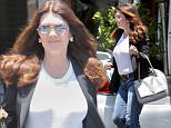 *EXCLUSIVE* West Hollywood, CA - Lisa Vanderpump does some shopping with husband Ken Todd at Fred Segal in West Hollywood after recently being sued for glass in an order of calamari at one of her LA restaurants. John Santos claims in a new lawsuit he was chowing down on calamari at Pump in WeHo when he felt a sharp pain in his mouth. Santos says he realized in short order he was chomping on shards of glass, and it didn't take long for blood to ooze from his mouth. John alleges he instantly alerted the manager, who scurried over and removed the plate. Santos says he has medical bills from Urgent Care to prove his injuries. He's gunning for more than $25k.\nAKM-GSI   July  2, 2016\nTo License These Photos, Please Contact :\nMaria Buda\n(917) 242-1505\nmbuda@akmgsi.com\nsales@akmgsi.com\nor \nMark Satter\n(317) 691-9592\nmsatter@akmgsi.com\nsales@akmgsi.com\nwww.akmgsi.com