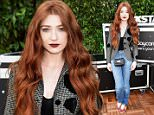 LONDON, ENGLAND - JULY 02:  Nicola Roberts in the VIP area at the Barclaycard Presents British Summer Time Festival in Hyde Park on July 2, 2016 in London, England.  (Photo by Dave J Hogan ) *** Local Caption *** Nicola Roberts
