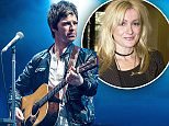 Noel Gallagher and the High Flying Birds performing live.\n