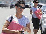 Picture Shows: Nicole Murphy  July 01, 2016\n \n Model Nicole Murphy shopping in West Hollywood, California. Nicole looks fit and in shape as always flaunting her incredible body tone.\n \n Exclusive All Rounder\n UK RIGHTS ONLY\n Pictures by : FameFlynet UK © 2016\n Tel : +44 (0)20 3551 5049\n Email : info@fameflynet.uk.com