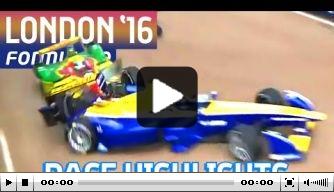 Video: London ePrix Race 2 highlights