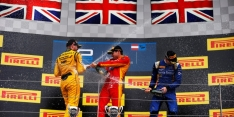 King controls for maiden GP2 victory
