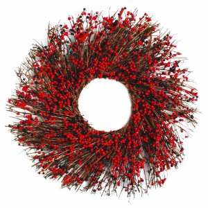 Winterberry Wreath