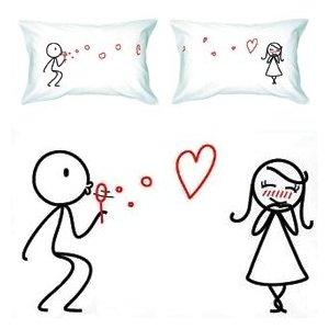 Valentines Pillowcases